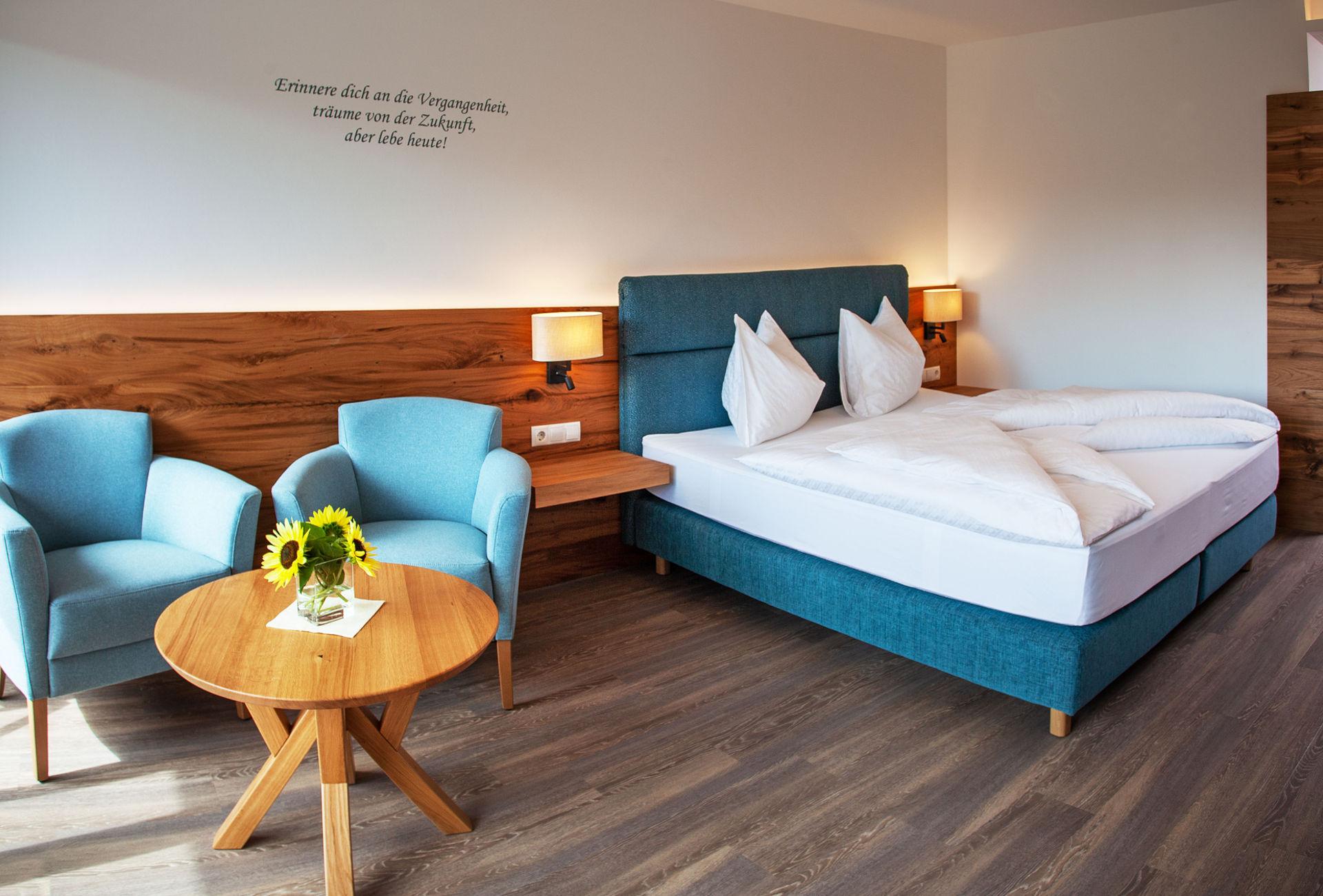 Doppelzimmer Deluxe im Wellness-Hotel-Gasthof Enichlmayr