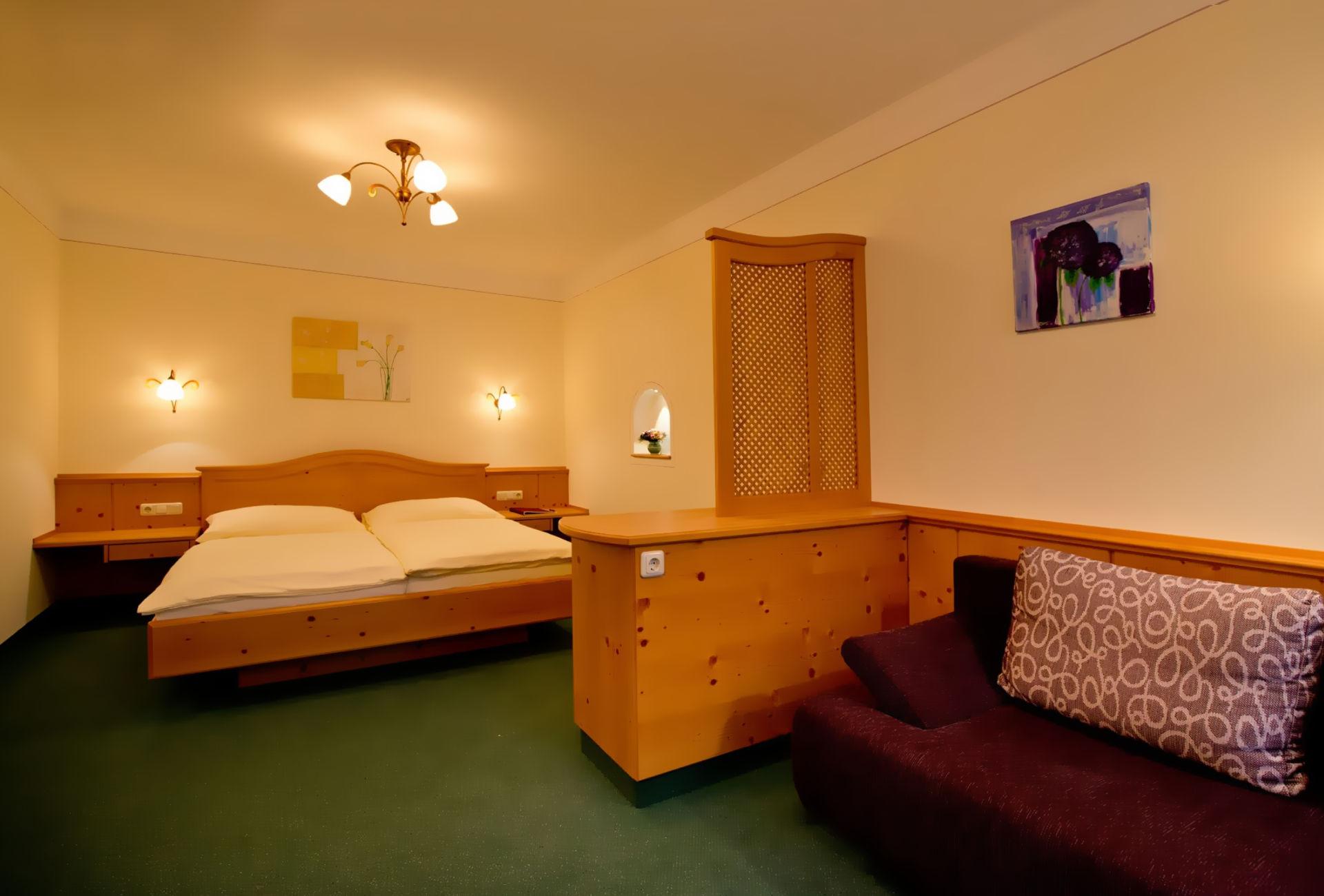 Juniorsuite Celina im Wellness-Hotel-Gasthof Enichlmayr