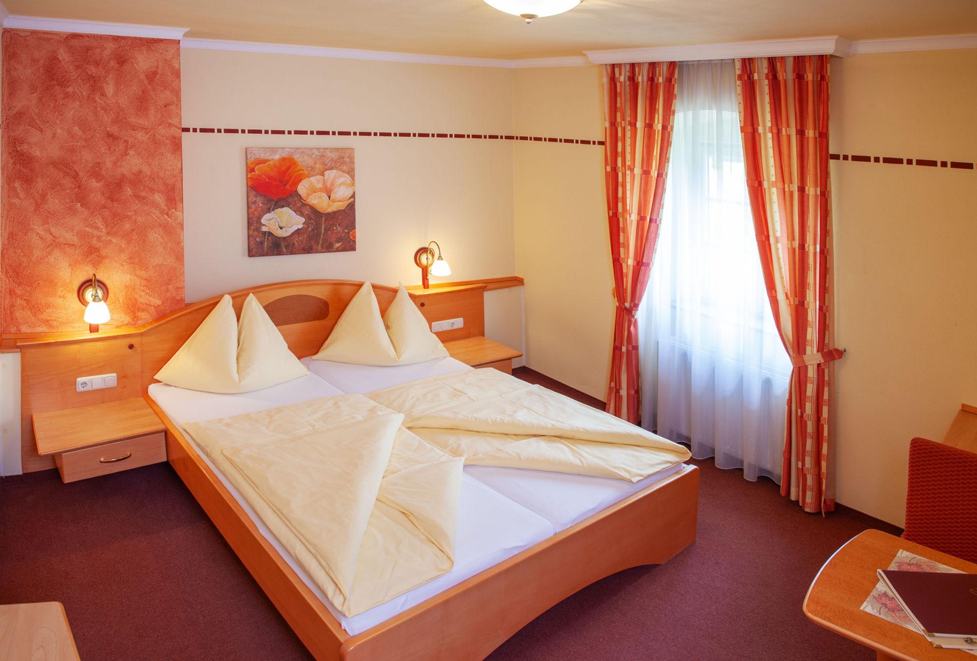 Komfortzimmer Landhof im Wellness-Hotel-Gasthof Enichlmayr